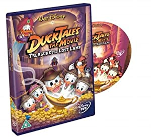 Duck Tales The Movie:  Treasure Of The Lost Lamp [DVD]