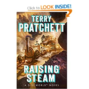 Raising Steam (Discworld) by Terry Pratchett