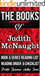 The Books of Judith McNaught: Judith...