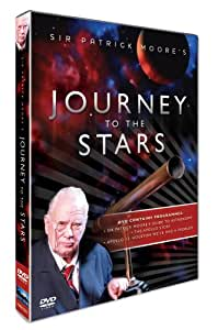 Sir Patrick Moore - Journey To The Stars [DVD]