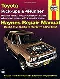 Toyota Pickup   '79'95 (Haynes Repair Manuals)