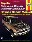 Toyota Pick-ups & 4-Runner 1979 thru...