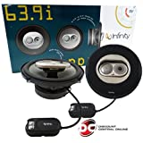 Infinity 639I 225W 6-1/2 x 6-3/4 -Inch Three-Way Speakers (Pair)