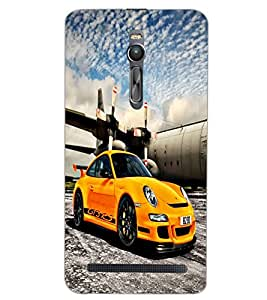 ASUS ZENFONE 2 CAR Back Cover by PRINTSWAG