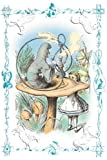 Art Poster, Alice in Wonderland: Advice from a Caterpillar - 18.75 x 27.5