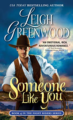 Someone Like You (Night Riders) [Greenwood, Leigh] (De Bolsillo)