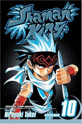 Shaman King, Volume 10 (Shaman King (Graphic Novels)), Hiroyuki Takei
