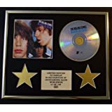 THE ROLLING STONES/CD-Darstellung/Limitierte Edition/COA/BLACK AND BLUE