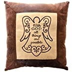 13x14 Angel Decorative Pillow