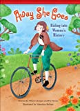 img - for Away She Goes!: Riding Into Women's History (Setting the Stage for Fluency) book / textbook / text book