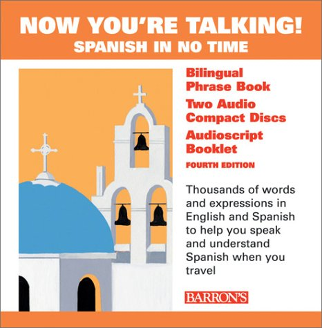 Now You're Talking Spanish with CDs