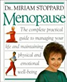Menopause (Dorling Kindersley health care) (0751300829) by Stoppard, Miriam