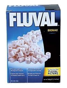 Fluval Biomax Bio Rings – 500 grams/17.63 ounces