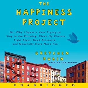 The Happiness Project Audiobook