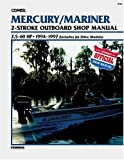 Mercury/Mariner Outboard Shop Manual, 2.5-60 HP, 1994-1997 (Includes Jet Drive Models)
