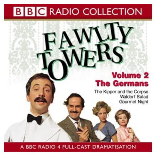 Fawlty Towers (Radio Collection) (Vol 2) John Cleese, Prunella Scales, Connie Booth and Andrew Sachs