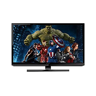 Sharp 39LE155 99 cm (39 inches) Full HD LED TV (Black)