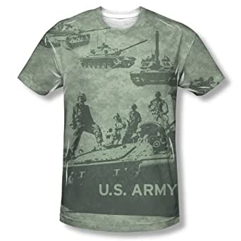 United States Army Men 39 S T Shirt Tank Up