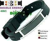 Anion Magnetic Energy Germanium Power Bracelet Health 4in1 Bio Armband BAND 101