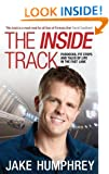 The Inside Track: Paddocks, Pit Stops and Tales of My Life in the Fast Lane by Jake Humphrey on 08/11/2012 unknown edition