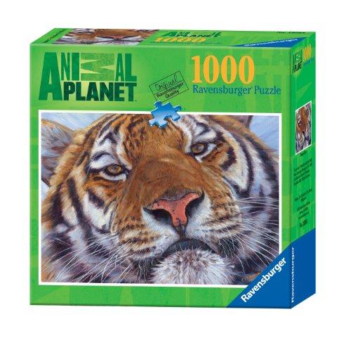 Cheap Fun Ravensburger Animal Planet: Bengal Tiger – 1000 Pieces Puzzle (B004NJ887Q)
