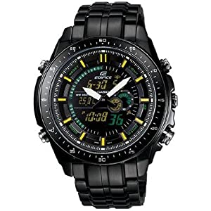 Edifice Active Dial Analog Digital Watch