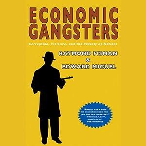 Economic Gangsters Audiobook