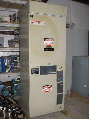 Westinghouse Ampgard Vacuum Contractor Medium Motor Starter V202S4G 4160V 74 Fla