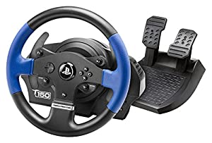 Thrustmaster VG T150 Force Feedback Racing Wheel for PlayStation 4