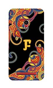 SWAG my CASE Printed Back Cover for Asus ZenFone 6