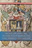 """BOOKS RECEIVED: Michael J. Crawford, """"Fight for Status and Privilege in Late Medieval and Early Modern Castile, 1465-1598"""" (Penn State UP, 2014)"""
