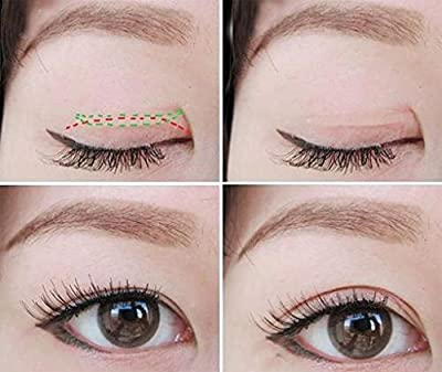 300 Pairs Invisible Lace Double Eyelid Tape Stickers - M
