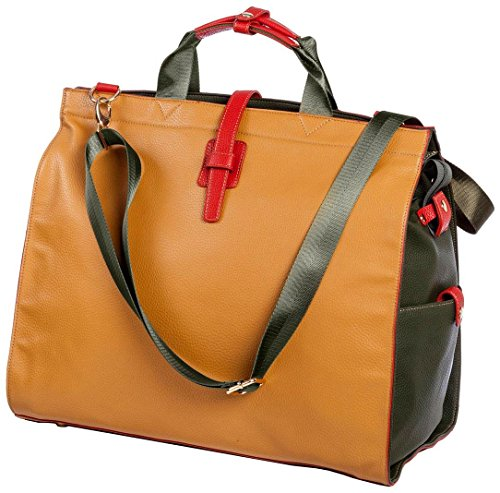 sydney-love-satchel-top-handle-bagcamel-olive-redone-size