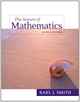Nature of Mathematics, 12th Edition