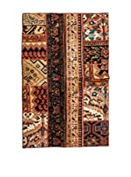 CarpeTrade Alfombra Classic Persian Collage (Marrón/Multicolor)