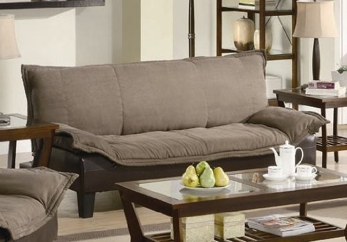 futon-sofa-bed-with-tapered-wood-legs-in-two-tone-finish-by-coaster-home-furnishings