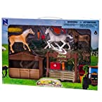 Country Life Horse Play Set