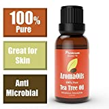 Tea Tree Oil - 100% Pure Essential Oil - Aromatherapy Scented Massage Oil Acne Skin Tag And Wart Removal Nail...