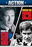 Clear & Present Danger & Patriot Games [DVD] [Region 1] [US Import] [NTSC]