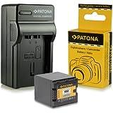 Chargeur + Batterie VW-VBN260 pour Panasonic Camcorder HDC-SD800   HDC-SD900   HDC-SD909   HDC-TM900   HDC-HS900   HC-X800   HC-X900 / HC-X900M   HC-X909   HC-X910   HC-X920 / HC-X920M