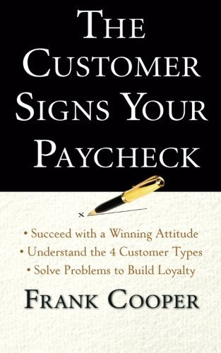 The Customer Signs Your Paycheck PDF