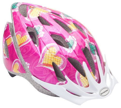 Big Save! Schwinn Girl's Thrasher Microshell Helmet