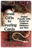 Small Gifts for Greeting Cards, Budget friendly gifts that fit inside Greeting Cards