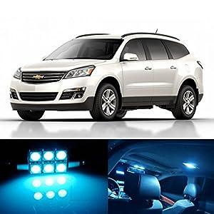 2015 Chevrolet Traverse Car Interior Design