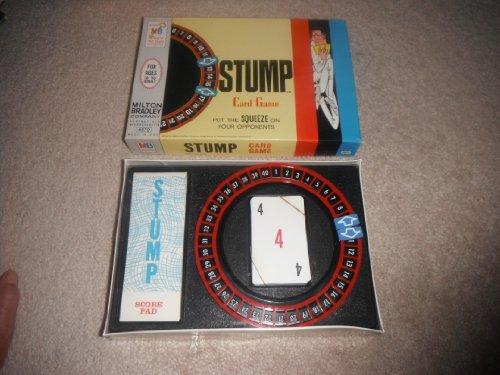 Stump Card Game 1968 - 1