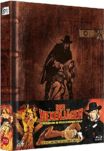 Der Hexenjäger - Uncut [Blu-ray] [Limited Collector's Edition]