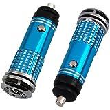 Mini Auto Car Fresh Air Purifier/Ionizer Oxygen Bar, 12V, Blue