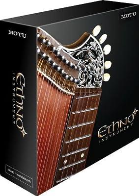 MOTU Ethno Instrument 2 World/Ethnic Virtual Instrument from MOTU