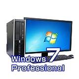 中古デスクトップパソコン hp 8200 Elite 23インチ液晶セット【Windows7 Pro 64bit・Core i5・8GB・Microsoft Office 2010付き ワード エクセル パワーポイント】