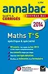 Annales Annabac 2014 Maths Tle S sp�c...
